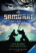 Cover-Bild zu Samurai Secrets 1: Der Rubin des Kriegers (eBook) von Hoobler, Dorothy