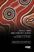 Cover-Bild zu Choice, Rules and Collective Action von Ostrom, Elinor