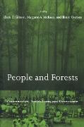 Cover-Bild zu People and Forests von Gibson, Clark C. (Hrsg.)