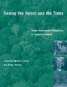 Cover-Bild zu Seeing the Forest and the Trees: Human-Environment Interactions in Forest Ecosystems von Moran, Emilio F. (Hrsg.)