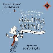 Cover-Bild zu Die erstaunlichen Abenteuer der Maulina Schmitt - Mein kaputtes Königreich (Audio Download) von Heinrich, Finn-Ole