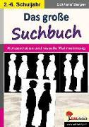 Cover-Bild zu Das große Suchbuch (eBook) von Berger, Eckhard