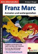 Cover-Bild zu Franz Marc (eBook) von Berger, Eckhard