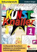 Cover-Bild zu KUNSTKNALLER (eBook) von Berger, Eckhard