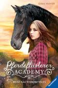 Cover-Bild zu Pferdeflüsterer-Academy, Band 1: Reise nach Snowfields von Mayer, Gina