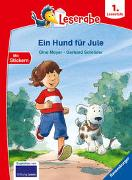 Cover-Bild zu Ein Hund für Jule - Leserabe ab 1. Klasse - Erstlesebuch für Kinder ab 6 Jahren von Mayer, Gina