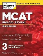 Cover-Bild zu MCAT Biology Review, 2nd Edition von The Princeton Review