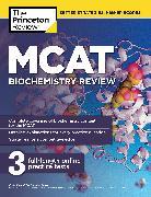 Cover-Bild zu MCAT Biochemistry Review von The Princeton Review