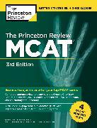 Cover-Bild zu The Princeton Review MCAT, 3rd Edition von The Princeton Review