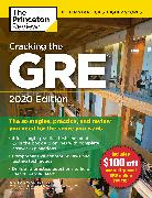 Cover-Bild zu Cracking the GRE with 4 Practice Tests, 2020 Edition von The Princeton Review