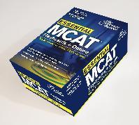 Cover-Bild zu Essential MCAT: Flashcards + Online von The Princeton Review