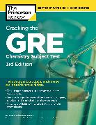 Cover-Bild zu Cracking the GRE Chemistry Subject Test, 3rd Edition von The Princeton Review
