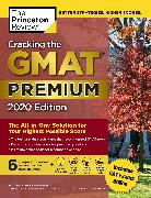 Cover-Bild zu Cracking the GMAT Premium Edition with 6 Computer-Adaptive Practice Tests, 2020 von The Princeton Review