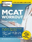 Cover-Bild zu MCAT Workout, Revised 3rd Edition von The Princeton Review