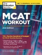 Cover-Bild zu MCAT Workout, 2nd Edition von The Princeton Review