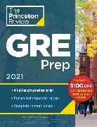 Cover-Bild zu Princeton Review GRE Prep, 2021 von The Princeton Review