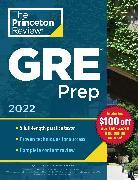 Cover-Bild zu Princeton Review GRE Prep, 2022 von The Princeton Review