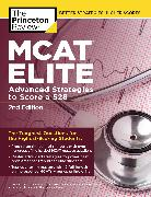 Cover-Bild zu MCAT Elite, 2nd Edition von The Princeton Review