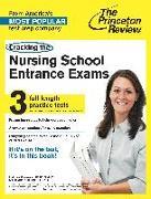Cover-Bild zu Cracking the Nursing School Entrance Exams von Princeton Review