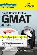 Cover-Bild zu Crash Course for the GMAT, 4th Edition (eBook) von The Princeton Review