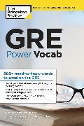 Cover-Bild zu GRE Power Vocab (eBook) von The Princeton Review