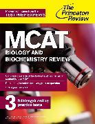 Cover-Bild zu MCAT Biology and Biochemistry Review (eBook) von The Princeton Review