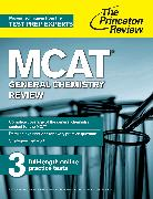 Cover-Bild zu MCAT General Chemistry Review (eBook) von The Princeton Review