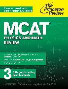 Cover-Bild zu MCAT Physics and Math Review (eBook) von The Princeton Review