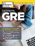 Cover-Bild zu Cracking the GRE with 4 Practice Tests, 2018 Edition von Princeton Review