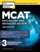 Cover-Bild zu MCAT Psychology and Sociology Review, 2nd Edition von The Princeton Review