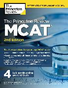 Cover-Bild zu The Princeton Review MCAT, 2nd Edition von The Princeton Review