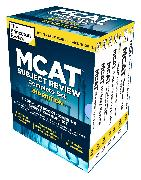 Cover-Bild zu Princeton Review MCAT Subject Review Complete Box Set, 2nd Edition von The Princeton Review