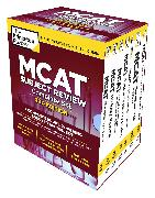 Cover-Bild zu The Princeton Review MCAT Subject Review Complete Box Set, 3rd Edition von The Princeton Review
