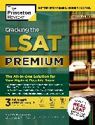 Cover-Bild zu Cracking the LSAT Premium with 3 Real Practice Tests, 27th Edition von The Princeton Review