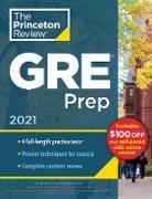 Cover-Bild zu Princeton Review GRE Prep, 2021 (eBook) von The Princeton Review