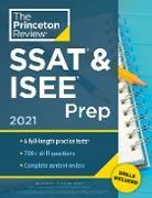 Cover-Bild zu Princeton Review SSAT & ISEE Prep, 2021 (eBook) von The Princeton Review