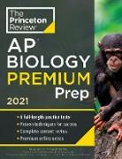 Cover-Bild zu Princeton Review AP Biology Premium Prep, 2021 (eBook) von The Princeton Review