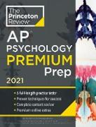 Cover-Bild zu Princeton Review AP Psychology Premium Prep, 2021 (eBook) von The Princeton Review