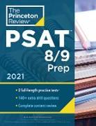 Cover-Bild zu Princeton Review PSAT 8/9 Prep (eBook) von The Princeton Review