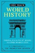Cover-Bild zu Fast Track: World History (eBook) von The Princeton Review