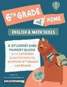 Cover-Bild zu 6th Grade at Home (eBook) von The Princeton Review
