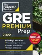 Cover-Bild zu Princeton Review GRE Premium Prep, 2022 (eBook) von The Princeton Review