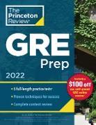 Cover-Bild zu Princeton Review GRE Prep, 2022 (eBook) von The Princeton Review