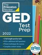 Cover-Bild zu Princeton Review GED Test Prep, 2022 (eBook) von The Princeton Review
