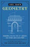 Cover-Bild zu Fast Track: Geometry (eBook) von The Princeton Review