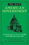 Cover-Bild zu Fast Track: American Government (eBook) von The Princeton Review