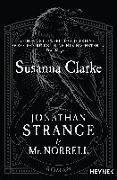 Cover-Bild zu Jonathan Strange & Mr. Norrell von Clarke, Susanna