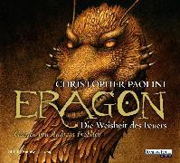 Cover-Bild zu Eragon 03: Die Weisheit des Feuers (Audio Download) von Paolini, Christopher