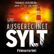 Cover-Bild zu Ausgerechnet Sylt - Hannah Lambert ermittelt, (ungekürzt) (Audio Download) von Herzberg, Thomas