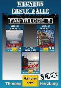 Cover-Bild zu Fantrilogie II: Wegners erste Fälle (Teil 5-7) (eBook) von Herzberg, Thomas